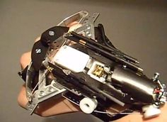 DIY wrist-mounted crossbow gets you one step closer to being a super hero (or villain)