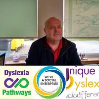 Steve Unique Dyslexic McCue's Blog: I am dyslexic and not a person with dyslexia like ...
