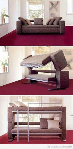 Bunk bed sofa