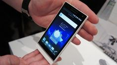 Home · News; Sony Xperia S and Xperia ION smartphones announced