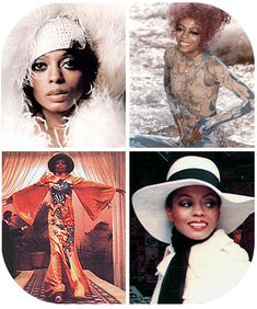 Scenes from the film Mahogany featuring Diana Ross   One of the greatest under rated movies ever.