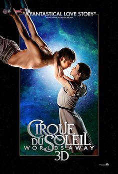 Cirque Du Soleil: Worlds Away 3D - Poster