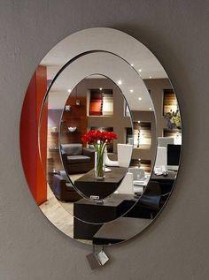 8 Unbelievable Cool Ideas: Wall Mirror Restaurant Ideas large wall mirror with lights.Wall Mirror With Shelf Shelves. Mirror Decor Living Room, Wall Mirrors Entryway, Lighted Wall Mirror, Rustic Wall Mirrors, Cool Mirrors, Round Wall Mirror, Mirror Mirror, Wall Mirror Ideas, Mirror Collage