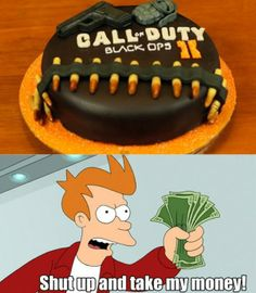 Funny - Best birthday cake ever - www.funny-pictures-blog.com
