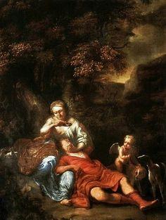 Ferdinand Bol: Venus and Adonis