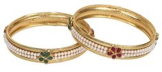 Indian Most Beautiful Light Weight Set of 2 Special Bollywood Sytle Bangles Set Beautiful Lights, Most Beautiful, Weight Set, Bangle Set, Ladies Party, Tribal Jewelry, Party Wear, Bollywood, Indian