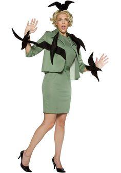 When Birds Attack Costume