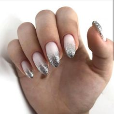 NagelDesign Elegant ( NagelDesign Elegant ( (no. ) - - NagelDesign Elegant ( NagelDesign Elegant ( (no. Ombre Nail Designs, Pretty Nail Designs, Nail Art Designs, Nails Design, Trendy Nails, Cute Nails, Manicure Natural, Hair And Nails, My Nails