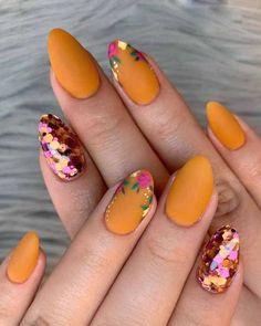 Almond Nails French, Short Almond Nails, Almond Acrylic Nails, Short Nails, Gorgeous Nails, Love Nails, Pretty Nails, Classy Nails, Stylish Nails