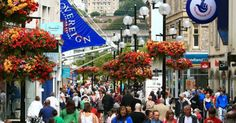 Come and discover our High street in Weston Super Mare. Great Shopping District in North Somerset!