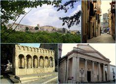 Collage di Isernia.