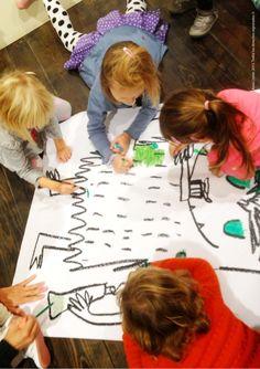 Preschool Lessons, Art Lessons Elementary, Kindergarten Activities, Classroom Activities, Kindergarten Teachers, Motor Skills Activities, Spanish Activities, Therapy Activities, Book Activities