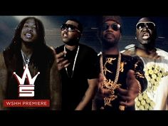 """King Ray Ft. Juicy J, Project Pat & Ca$h Out - """"Cancel Her"""" (WSHH Exclus..."""