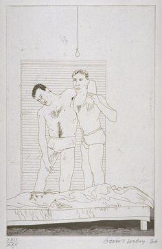 David Hockney 1966