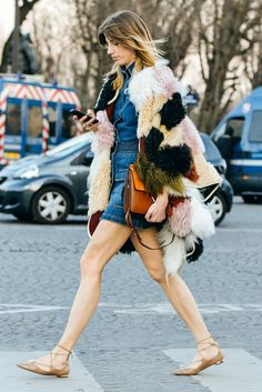 Best of Paris Fashion Week Fall 2015 Streetstyle