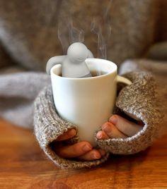 Tea steeper, relaxing