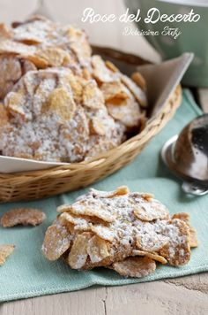 Risotto and the Veneto Region Italian Food Best Italian Dishes, Italian Cookie Recipes, Italian Cookies, Ricotta, Mousse, Delicious Desserts, Dessert Recipes, Biscuits, Biscotti Cookies