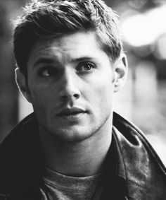 "Jensen - the cute Winchester boy with the ""lips"""