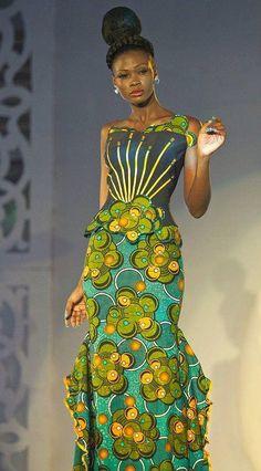 Ankara African Dress Style - Bing images
