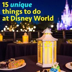 15 Unique Things to Do at Disney World