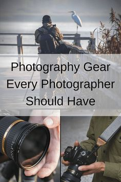 Whether a professional or amateur, these photography gear upgrades are something every photographer needs in their equipment arsenal. As a professional photographer for over 10 years, and an amateur for much longer, I've slowly accumulated a collection o