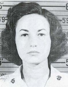 Bea Arthur was in the Marine Corps. during WW2 ....how cool is that?