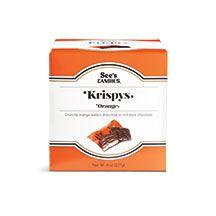 Orange Krispys | See's Candies