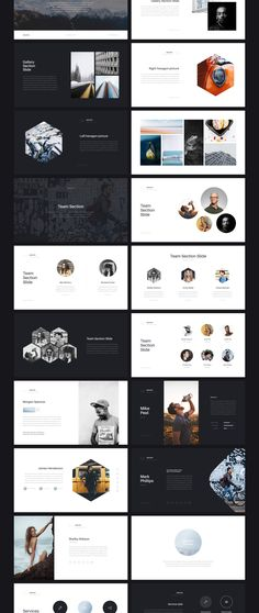 Assume is a multipurpose keynote and powerpoint template. When creating this presentation, I focused on ease of use for the bought this presentation. You can easily make any adjustments, changing from color to insert the images you want. I hope you like this work. Also, please note that the used images are not included in presentation and animation for keynote and for powerpoint have differences.
