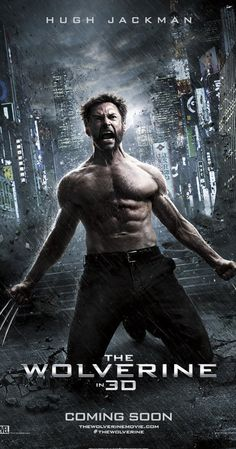 The Wolverine (2013) - I think Wolverine is one of the most intriguing X-Men because he's so complex. People and biology have affected his body, but his mind and heart are all in his control. This Japan-based film has a great opening set-up and fun fighting scenes. The fact that women are as strong as the men in the film--and appear all over it--earns it points, too. ~ Kim Bongiorno @letmestart