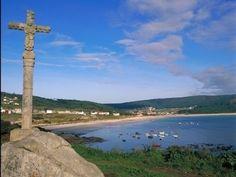 Spain - Langosteira Beach, Finisterre, A Coruña