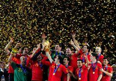 España Campeón
