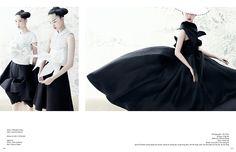 HARMONY, June 2013, Schön! Magazine BY YIN CHAO - Google Search