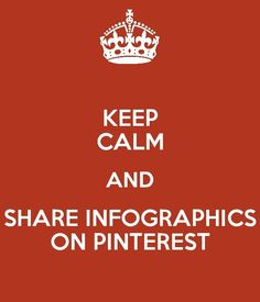 share Infographics on Pinterest!