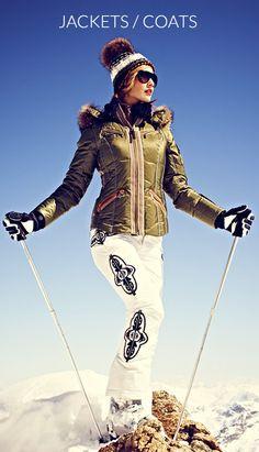 Women | Ski Jackets, Golf Clothing, Women Ski Pants | Bogner Women