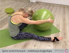 spine stretch forward for spine mobility