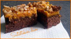 Pillecukor ♥: Paleo Sütőtökös diós süti