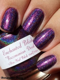 Enchanted Polish Razzmanion Devil