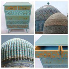 Inspiraciones mediterraneament Refurbished Furniture, Interior Design