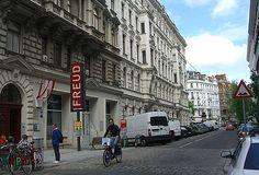 Sigmund Freud Museum Vienna, Austria