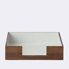 Letter Tray - Grey