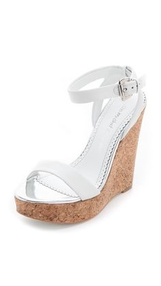 Designer Clothes, Shoes & Bags for Women Platform Wedges Shoes, Wedge Sandals, Wedge Shoes, Leather Sandals, Shoes Sandals, High Wedges, High Heels, Fashion Shoes, Fashion Accessories
