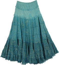 If you desire calm, test tucking skirts in a One. Look Fashion, Skirt Fashion, Steampunk Fashion, Gothic Fashion, The Dress, Dress Skirt, Midi Skirt, Gypsy Skirt, Boho Skirts