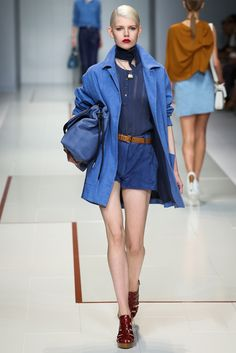 Trussardi Ready-to-Wear Collection Spring/Summer 2015