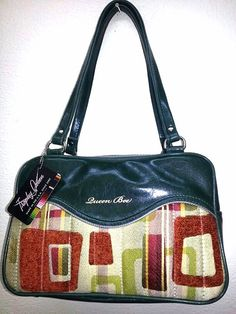 Trophy Queen&Queen Bee collaboration bag by QueenBeeClothingCA, $250.00