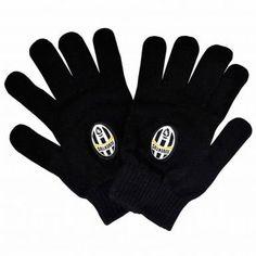 Football Juventus FC Crest-Guanti invernali EURO 11,21