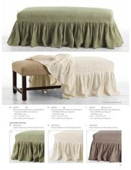 burlap slipcovers - Google Search