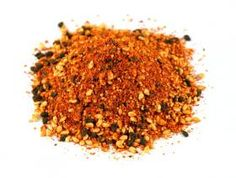 """Shichimi Togarashi """"Seven Spice"""" (Salt-Free) - Spice Blends   Savory Spice Shop. I been looking every where for this stuff. Good on beef bowl."""