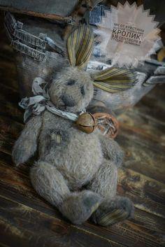 """МК """"Старенький кролик"""" - Ярмарка Мастеров - ручная работа, handmade"""