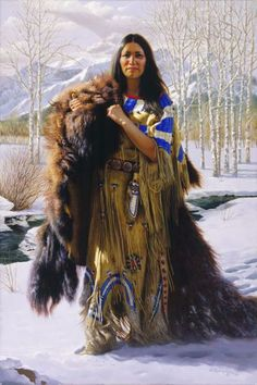 Beauty will save Native Americans