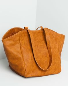 MIDI SHOPPER - BAGS AND BACKPACKS - WOMAN - PULL&BEAR Singapore